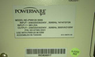 Powerware 9120 Ups Sw Technology